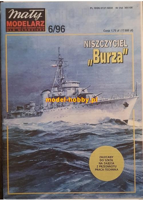 1996/6 - ORP Burza