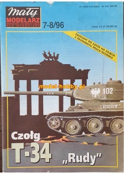 "1996/7-8 - T-34/85 ""RUDY"""