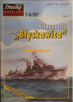 1997/7-8 - ORP Błyskawica