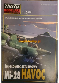 1998/1-2 - Mi-28 Havoc