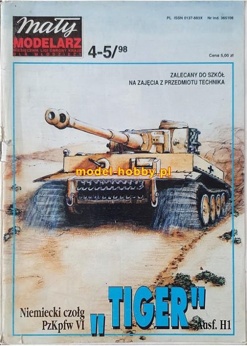 "1998/4-5 - PzKpfw VI Ausf. H1 ""TIGER"""