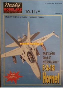 1999/10-11 - F/A-18 Hornet