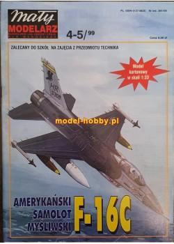 1999/4-5 - F-16C