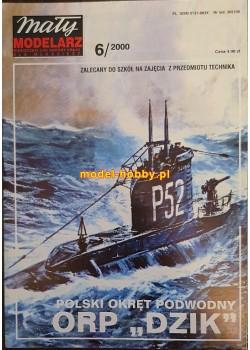 2000/6 - ORP Dzik