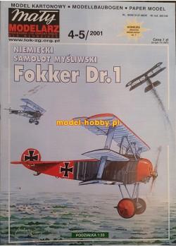 2001/4-5 - Fokker Dr.1