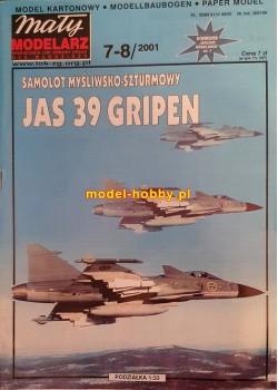 2001/7-8 - JAS 39 Gripen