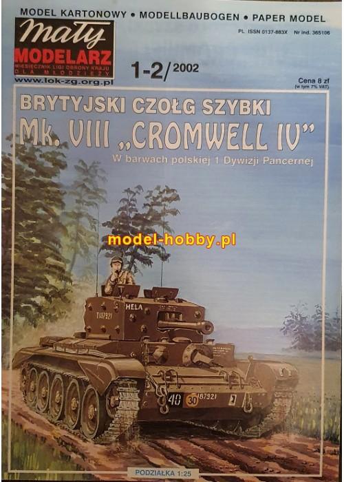 """2002/1-2 - Mk. VIII """"CROMWELL IV"""""""