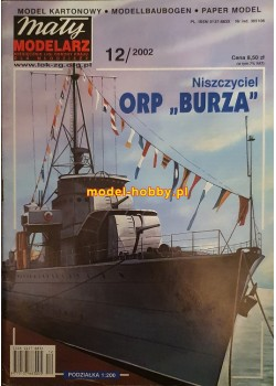 2002/12 - ORP Burza