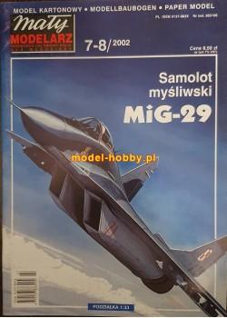 2002/7-8 - MiG-29