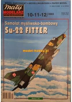 2003/10-11-12 - Su-22 Fitter