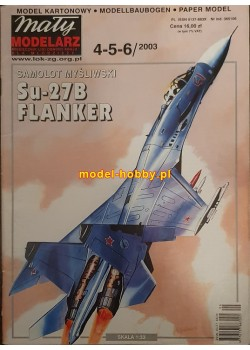 2003/4-5-6 - Su-27B Flanker