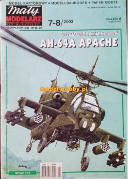 2003/7-8 - AH-64A Apache