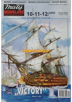 2005/10-11-12 - HMS Victory