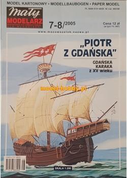 2005/7-8 - Piotr z Gdańska