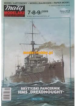 2009/7-8-9 - HMS Dreadnought