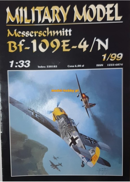 """Messerschmitt Bf-109 E-4/N"""""""