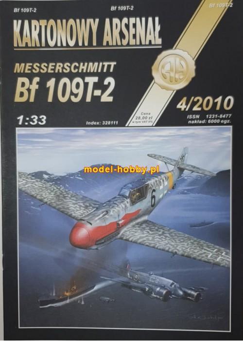 Messerschmitt Bf-109 T-2