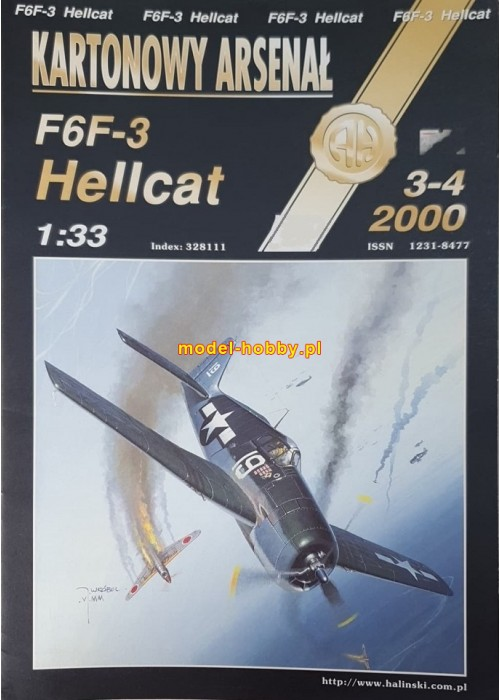 Grumman F6F-3 Hellcat