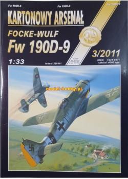 Focke Wulf   FW-190 D-9