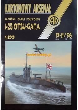 IJN I-25 Otsu-Gata