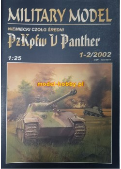 """PzKpfw V Ausf. G  """"Panther"""""""