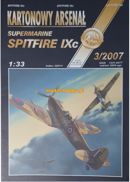 Supermarine Spitfire IXc