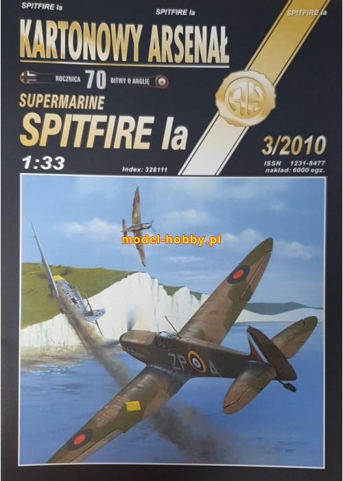Supermarine Spitfire Ia