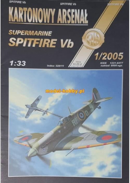 Supermarine Spitfire Vb