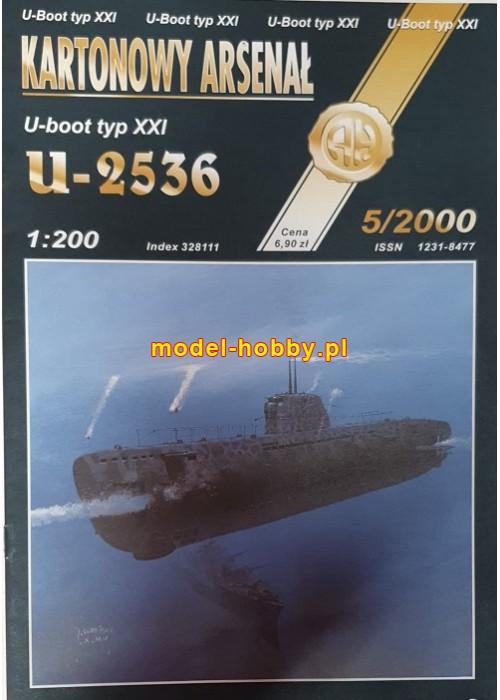 DKM U-boot Typ XXI - (U-2536)