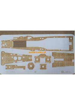 IJN SBT - engraved decks