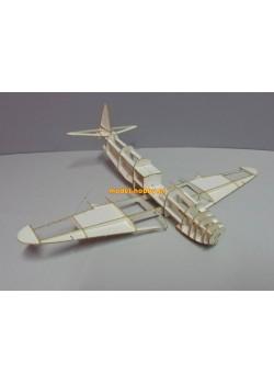 Yakovlev Yak-1 - laser frames