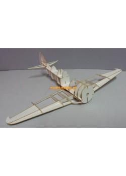 Lavochkin La-5 - laser frames