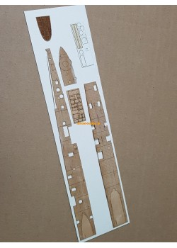 IJN I-58 - wooden deck