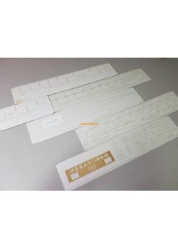 IJN I-58 - laser frames