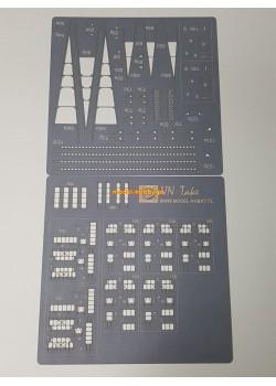 IJN Take - set of laser cut details