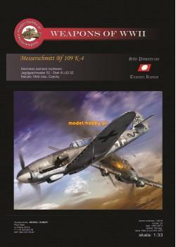 Messerschmitt Bf-109 K4 and cabin glazing