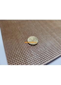Wooden grating  1:96/1:100 - (165 x 169 mm)