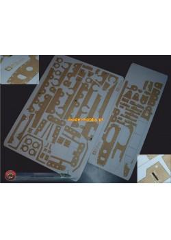 IJN Shinano - engraved decks No.2
