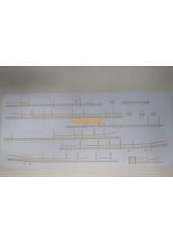 IJN Uranami - railing