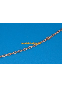 Ship chain (D-1.0 x L-1.5mm) -1 meter