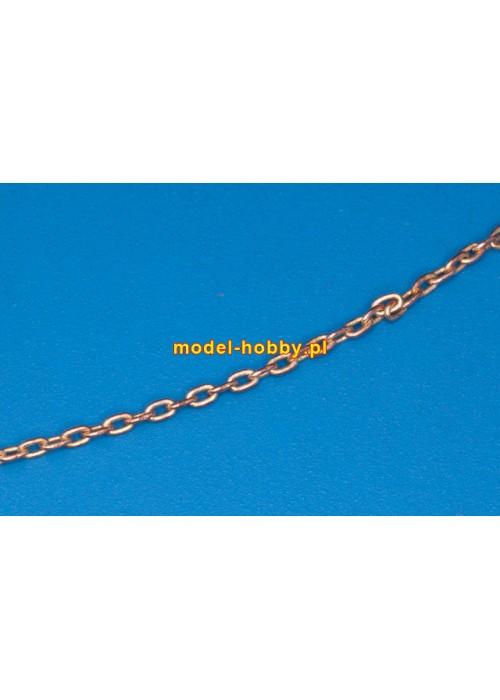 Ship chain (D-1.0 x L-1.5mm) -1 meter