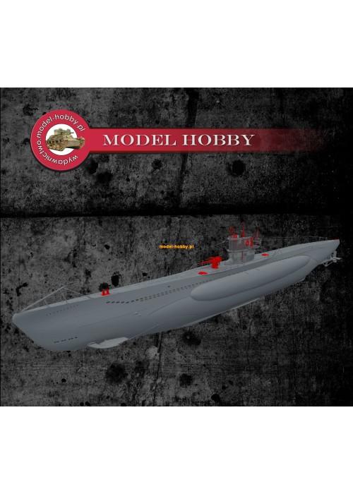 DKM - U-boot VIIB full details set