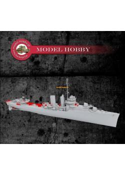 USS Farragut - set of weapon details - resin (1 set)