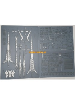 IJN Akashi - set of laser cut details
