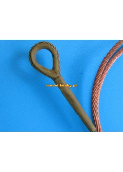Towing cable for PzKpfw 38(t), Hetzer, Marder III and their derivatives (2 pcs)