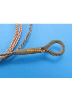 Towing cable for Pz.Kpfw.IV Tank (1 pcs)
