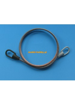 Towing cable for T-34/76 Tank, and Su-85, Su-100, Su-122 (2 pcs)