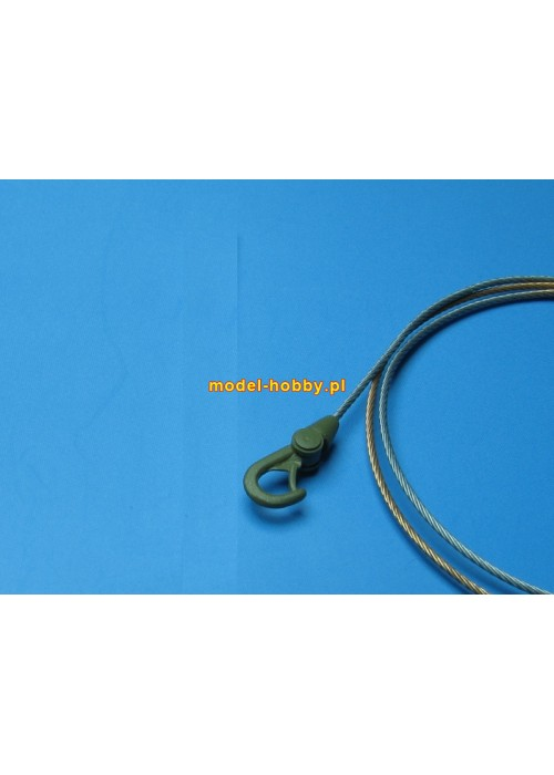 Towing cable forType 97 Chi-ha (2 pcs)