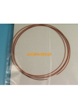 0.4mm Metal wire rope for AFV Kits (50 cm long)