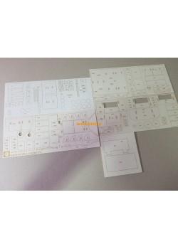 Selbstfahrlafette auf Fahrgestell VOMAG 7 oder 660 - laser frames
